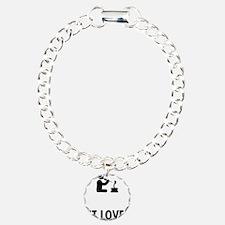 Snake-Charmer-ABO1 Charm Bracelet, One Charm
