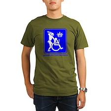 Thug Free America A2 T-Shirt