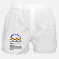 CHICKASAW TRIBE Boxer Shorts