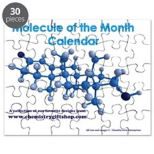 Molecule of the Month Puzzle