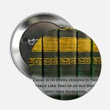 "The Feel of Old Books 2.25"" Button"