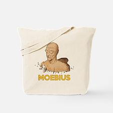 Moebius scifi vintage Tote Bag
