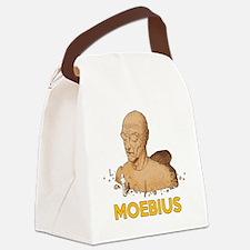 Moebius scifi vintage Canvas Lunch Bag