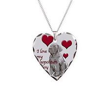 Neopolitan Puppy Love Necklace