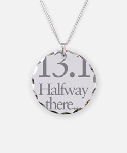 13.1 Running Halfway There Necklace