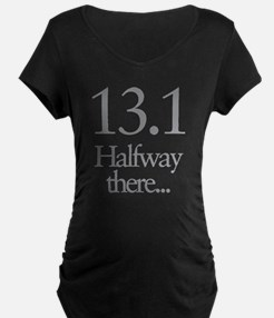 13.1 Running Halfway There T-Shirt