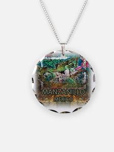 Iguana Manzanillo Mexico Necklace