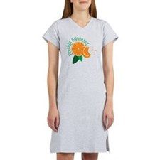 Freshly Squeezed Women's Nightshirt