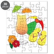 Beach Bum Puzzle