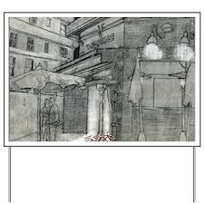 #VeniceAleHouse by Ebenlo - Yard Sign