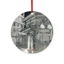 #VeniceAleHouse by Ebenlo - Round Ornament