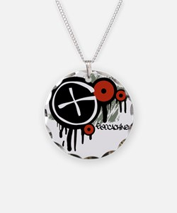Geocaching Vector Design Necklace