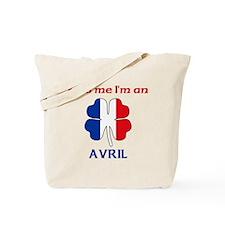 Avril Family Tote Bag