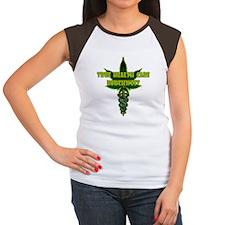 THCnwShirt Women's Cap Sleeve T-Shirt
