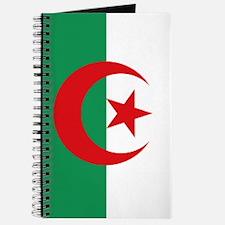Algerian flag Journal