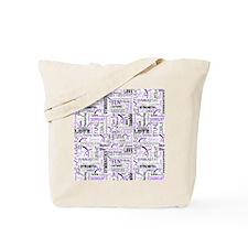 Gymnastics iPad Tote Bag