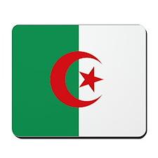 Algerian flag Mousepad