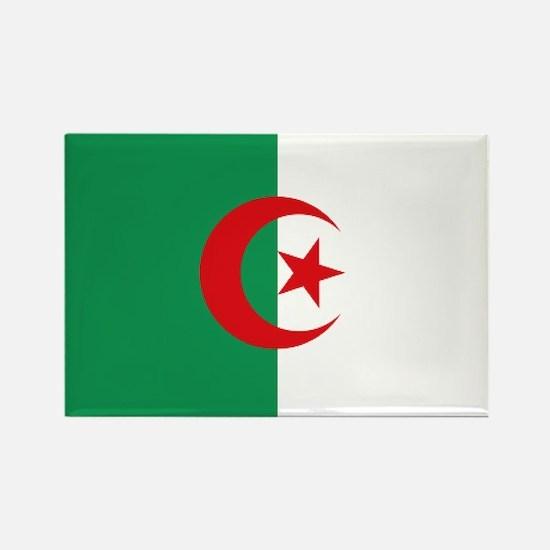 Algerian flag Rectangle Magnet