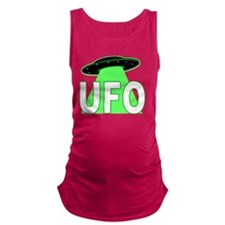 ufo Maternity Tank Top