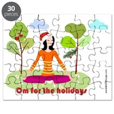Om for the Holidays Puzzle