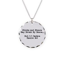 Sticks and Stones... Necklace