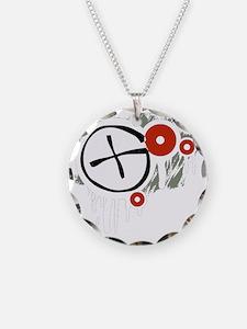 Geocaching Vector (dark) Necklace