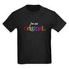 Be an Original (boy) T