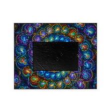 Spherial Shell Beads Blanket Picture Frame