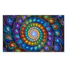 Spherial Shell Beads Blanket Decal
