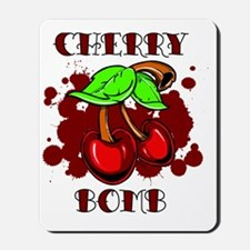 CHERRY BOMB 4 Mousepad