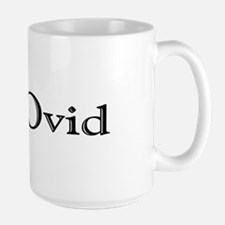 I Love Ovid Large Mug