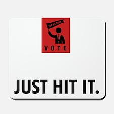 Politician-ABQ1 Mousepad