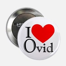 "I Love Ovid 2.25"" Button (10 pack)"