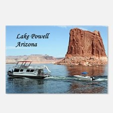 Lake Powell, Arizona, USA Postcards (Package of 8)