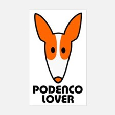 Podenco Lover Decal