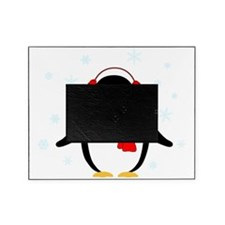 Winter Penguin Picture Frame