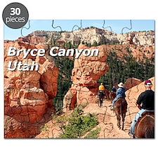 Bryce Canyon, Utah, USA 2 (caption 2) Puzzle