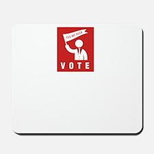 Politician-ABO2 Mousepad