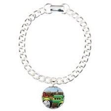 Teriffic Tractor in the  Charm Bracelet, One Charm