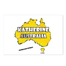 Unique Katherine Postcards (Package of 8)