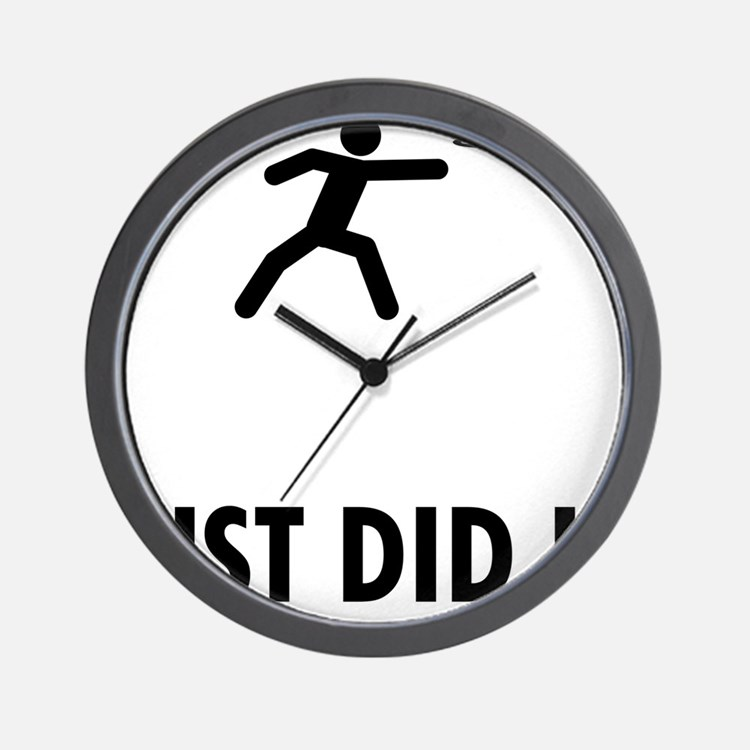 Frisbee-ABP1 Wall Clock
