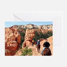 Bryce Canyon, Utah, USA 2 Greeting Card