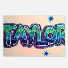 Taylor Postcards (Package of 8)