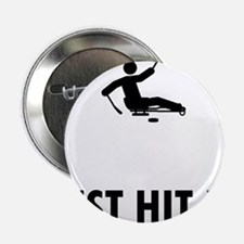 "Sled-Hockey-ABQ1 2.25"" Button"