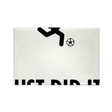 Soccer-ABP1 Rectangle Magnet