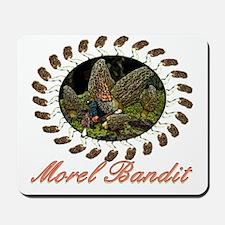 Morel Bandit Mousepad