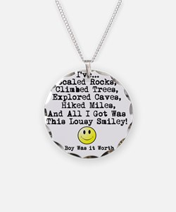 Lousy Smiley Necklace