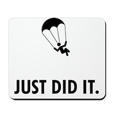 Parachuting-ABP1 Mousepad