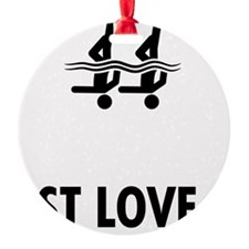 Synchronized-Swimming-ABO1 Ornament