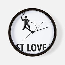 Squash-ABO1 Wall Clock